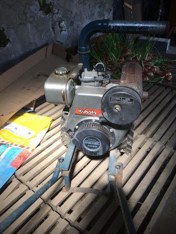 Motor de rega kubota ac60 diesel
