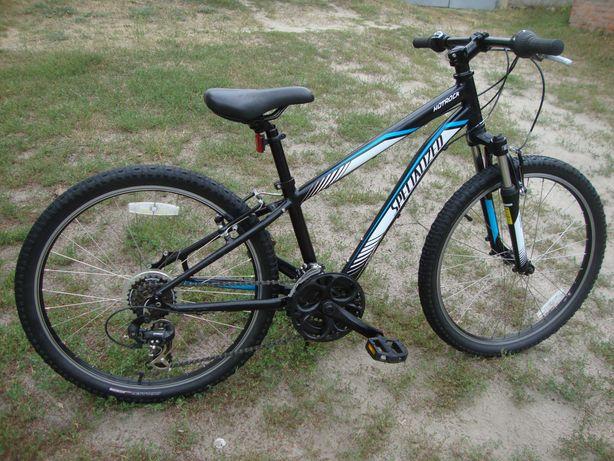 Подростковый горный велосипед SPECIALIZED 24 алюминий детский