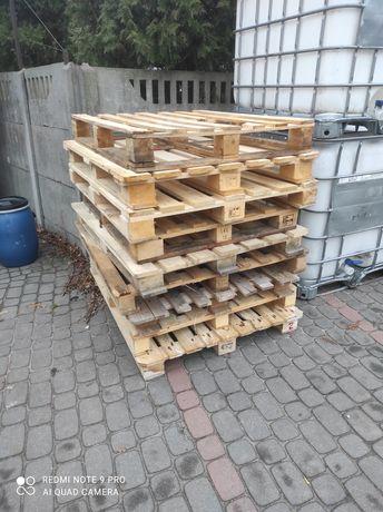 Palety drewniane przemysłowe mix