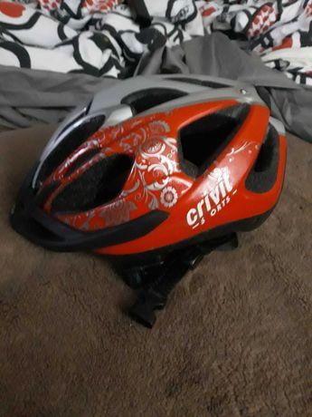 Kask rowerowy CRIVIT rozm. 49-54cm