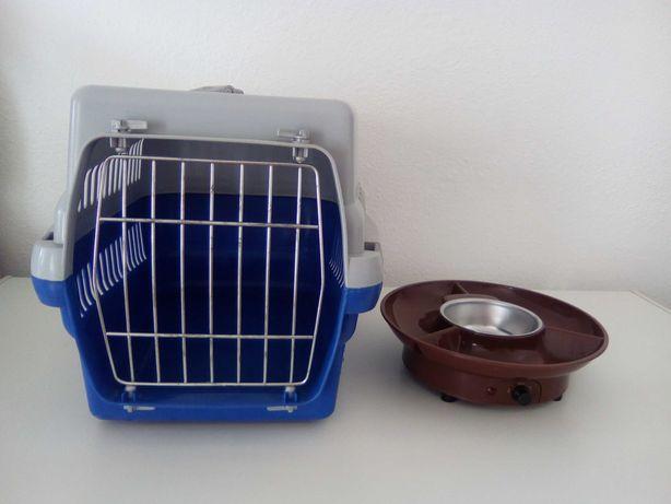 Caixa de transporte de cães/gatos