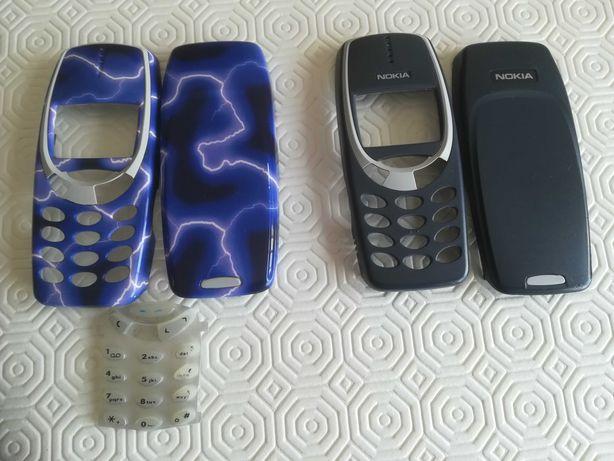 Capas para Nokia 3310, 3330, 6630 impecáveis