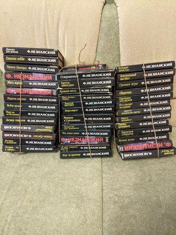 Большая  коллекция детектива 101 книгa. Сегодня делаю скидку в 200 грн