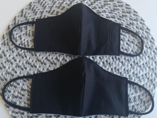 Maski ochronne, profilowane 100 % bawełny