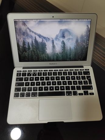 MacBook air 11.6 i7 óptimo estado portatil