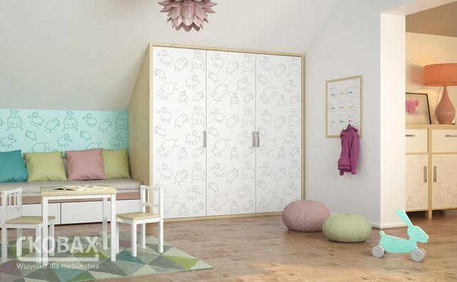 Panele dekoracyjne 3D MDF kolekcja dziecięca