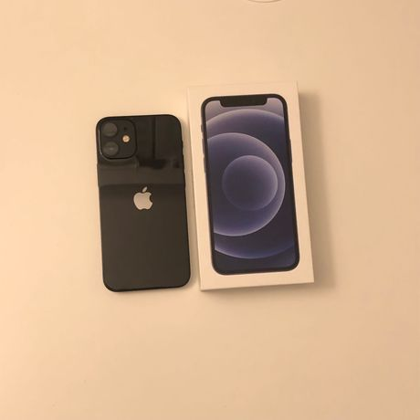 Iphone 12 MINI Black