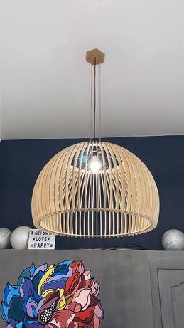 Дизайнерская лампа светильник ручная работа. Эксклюзив.