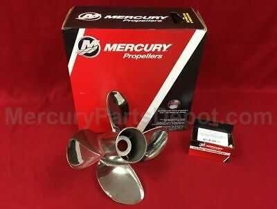 Śruba napędowa Mercury 13 3/4 X 17
