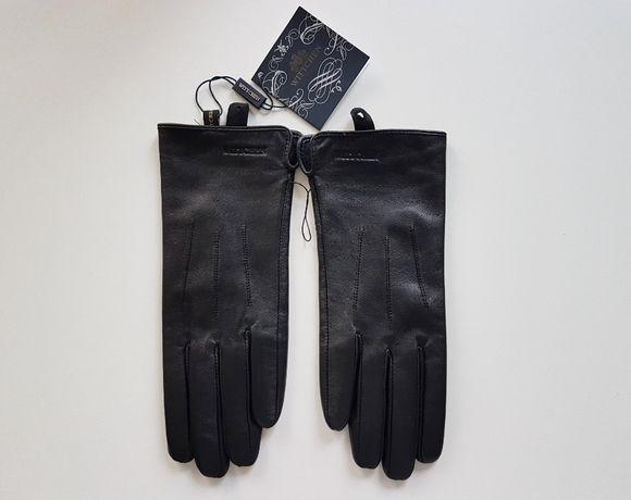 Rękawiczki damskie skórzane WITTCHEN - NOWE, rozm. S