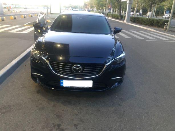 Mazda 6 Premium 2016