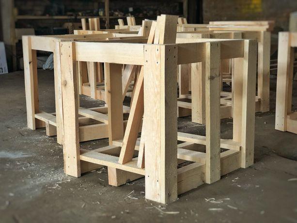 Деревянная коробка , деревянная тара, деревянный ящик