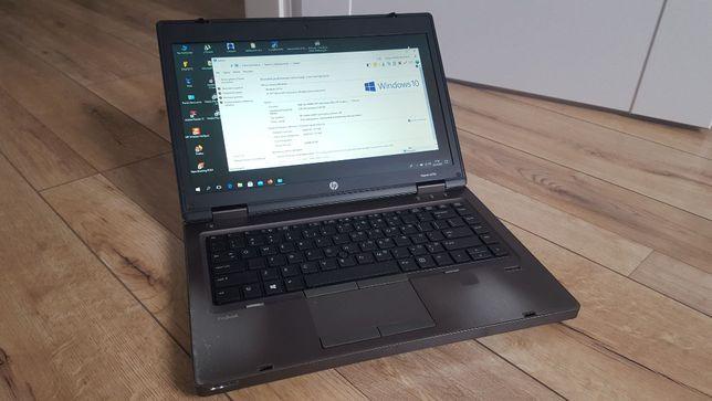 Laptop HP dysk SSD NOWA bateria