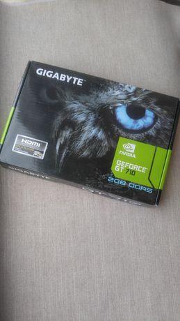 Видеокарта Nvidia GT 710 2Gb DDR 5!