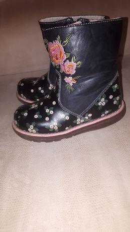 Осенние Ботинки на девочку