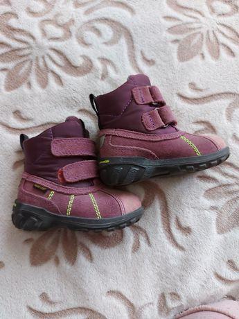 Продам ботинки фирмы Ecco 21 размер!!!