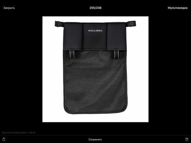 Органайзер на коляску сумка Maclaren состояние нового
