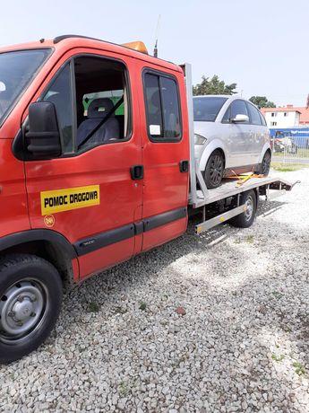 Sprzedam Auto-Lawete Renault Master z 2001r 7osób