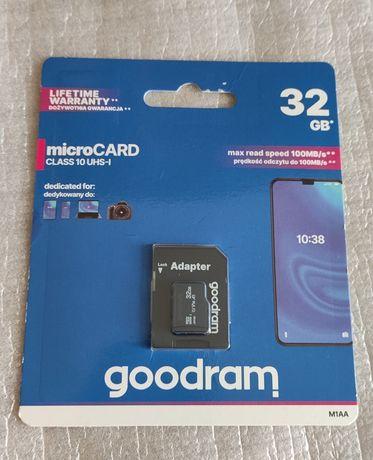 USB SD GoodRam32GB