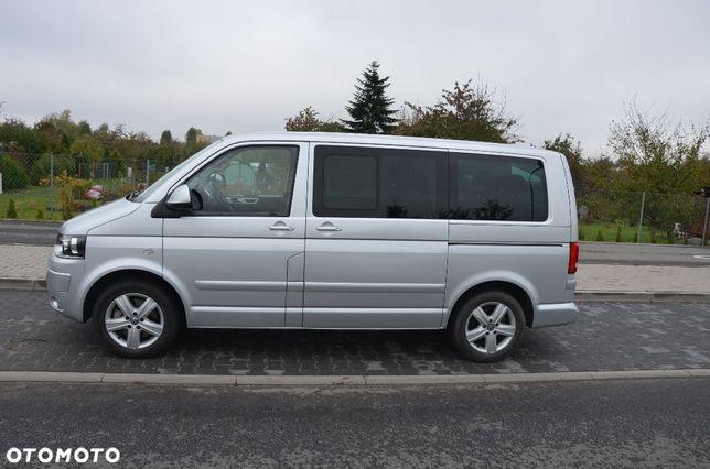 Volkswagen Multivan VW Multivan T5 180KM