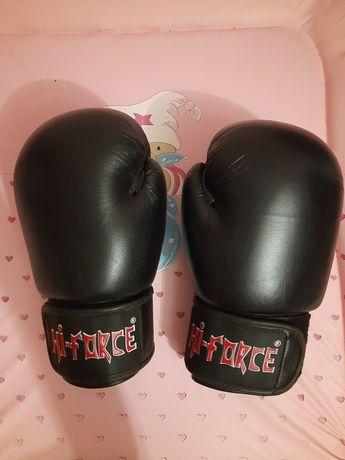 Боксерські рукавиці Hi Force шкіряні