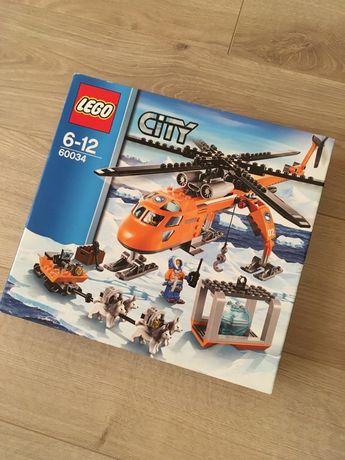 Lego CiTY 60034 Helicóptero Polar