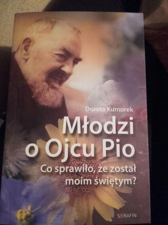Książka Młodzi o Ojcu Pio