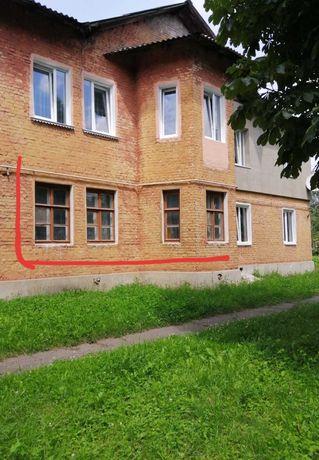 3-кімн.квартира з автономним опаленням в смт.Благодатне