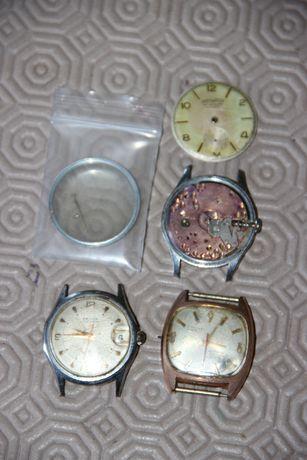 3 relógios antigos - para restauro