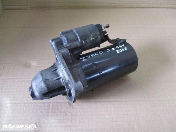 Motor arranque + Alternador Iveco 3.0 06-