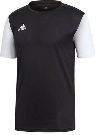 Koszulka męska ADIDAS ESTRO 19 DP3233 czarno-biała, rozmiar L