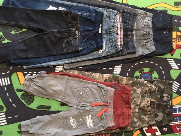 Пакет вещей, брюк для мальчика 4-5 лет рост 104-110 см