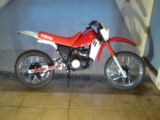 Moto Yamaha Dt LC50