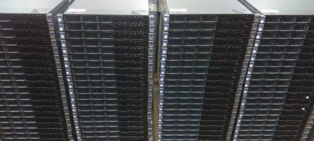 Lote 180 x Servidores HP Gen8 / 5760 x vCPUS / 5TB RAM