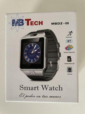 Smartwatch MB Tech de cartao sim