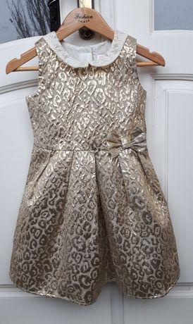 Платье нарядное на 2 года