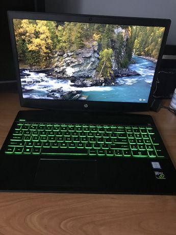 Laptop hp pavilion do gier i pracy