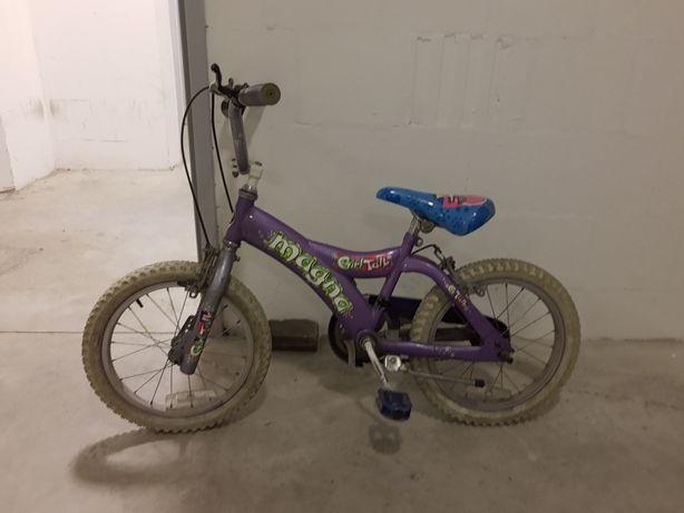 Rower dziecięcy . koła 16
