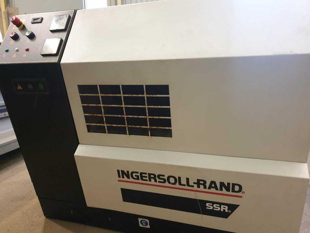 Compressor de parafuso INGERSOLL RAND 20 CV