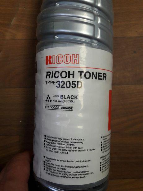 Тонер для ricoh type 3205D (в тубе)