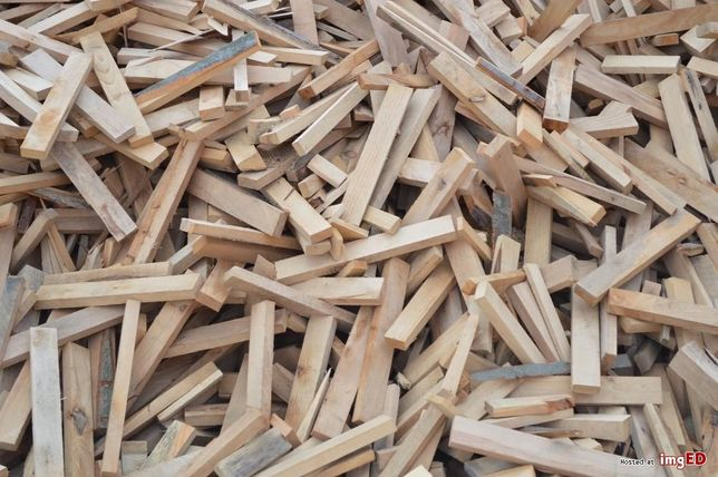 Drewno opałowe, kominkowe, zrzyny BUK - SUCHE