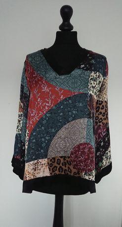 Piękna bluzka L-XL