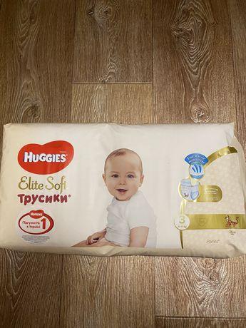 Huggies Elit Soft трусики 3