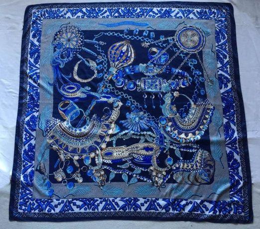 Платок Zenobie reine de palmyre, Hermès