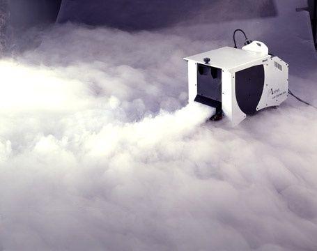 Taniec w chmurach pierwszy - ciężki dym wytwornica wynajem