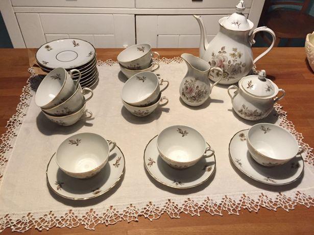 Serviço de chá SPAL antigo