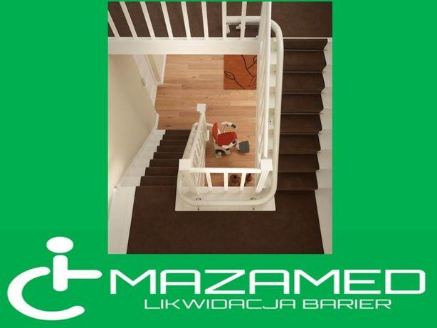 krzesełko schodowe FLOW 2, winda dla niepełnosprawnych