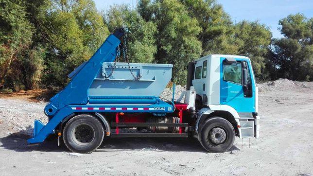 Mulda Wywóz gruzu Transport Mulda kontener na odpady Wywóz gruzu