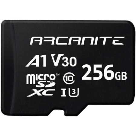 Karta pamięci microSD Arcanite 256GB BEZ OPAKOWANIA
