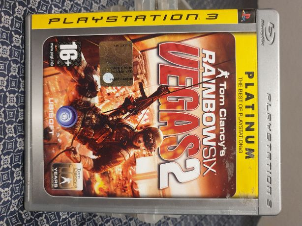 Tom Clancy's Rainbow Six Vegas (Gra PS3)